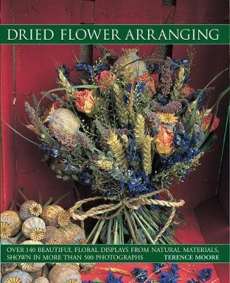Dried Flower Arranging book