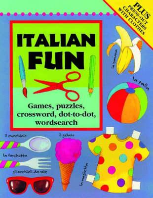 Italian Fun by Catherine Bruzzone