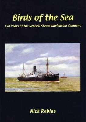 Birds of the Sea by Nick Robins