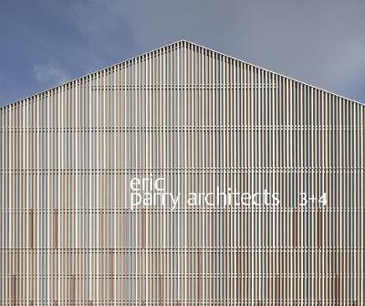 Eric Parry Architects 3+4 Box Set by Rykwert, Merrick, Heathcote, Vesely