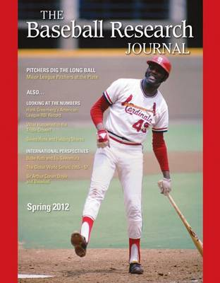 Baseball Research Journal (BRJ), Volume 41 #2 by Society for American Baseball Research