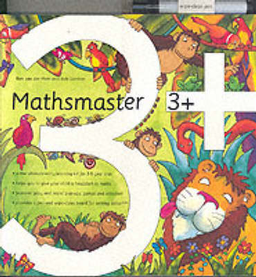 Mathmaster 3+: Pop-up Book by Ron Van Der Meer