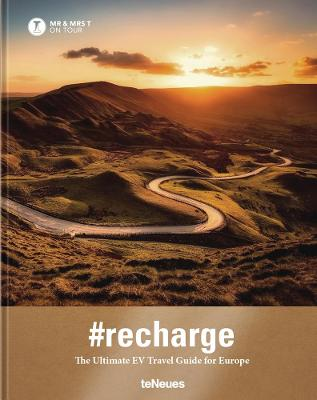 Recharge: The Ultimate EV Travel Guide for Europe book