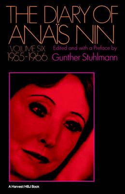 The Diary of Anais Nin 1955-1966 by Anais Nin