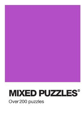 Colour Block Puzzle - Mixed Puzzles book
