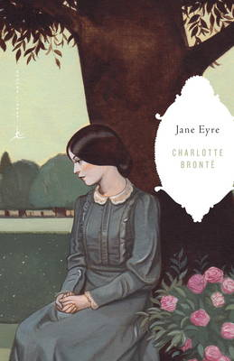 Mod Lib Jane Eyre by Charlotte Bronte