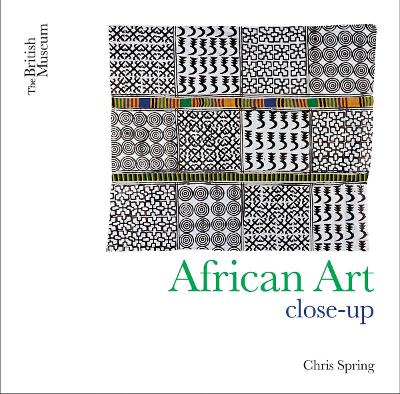 African Art Close Up by Chris Spring