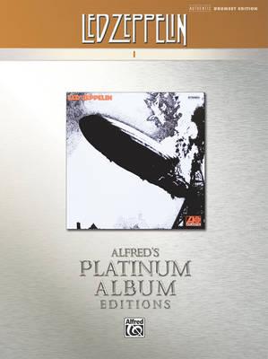 Led Zeppelin -- I Platinum Drums by Led Zeppelin