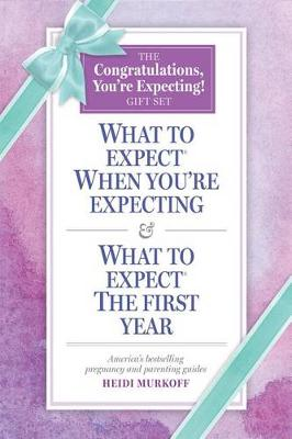 The Congratulations, You're Expecting! by Heidi Murkoff