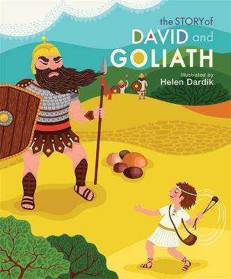 The Story of David and Goliath by Running Press