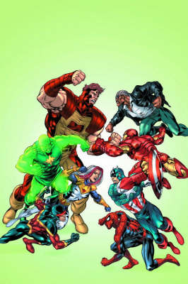 New Thunderbolts Vol.3: Right Of Power by Fabian Nicieza