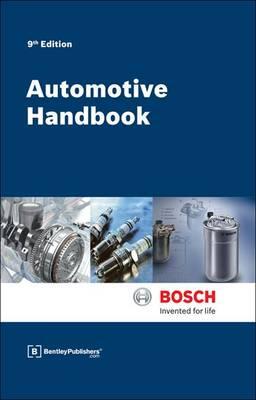 Bosch Automotive Handbook by Robert Bosch GmbH