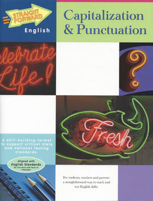 Capitalization & Punctuation book