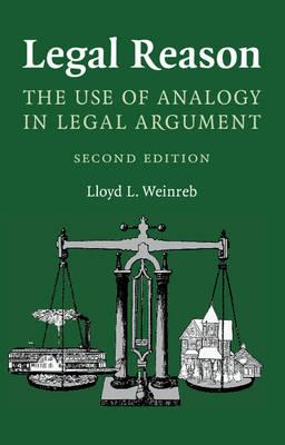 Legal Reason by Lloyd L. Weinreb