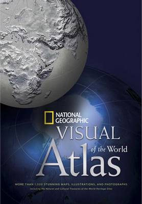 National Geographic Visual Atlas of the World book