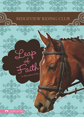 Leap of Faith by Bernadette Kelly