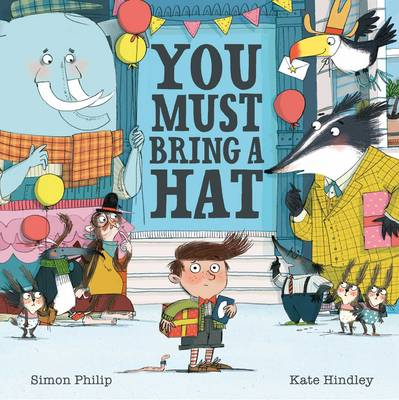 You Must Bring a Hat by Kate Hindley