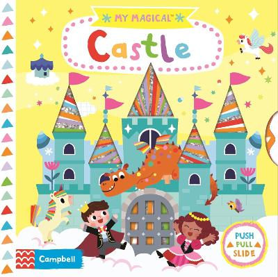 My Magical Castle book