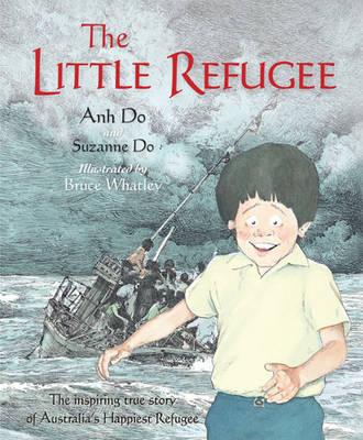 Little Refugee book