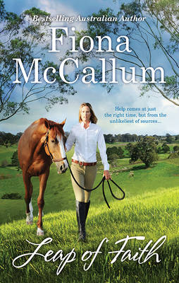 LEAP OF FAITH by Fiona McCallum