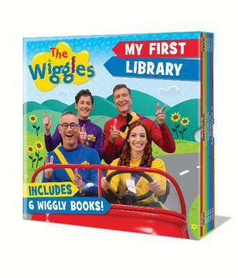 The Wiggles: My First Library by The Wiggles