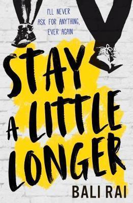 Stay A Little Longer book