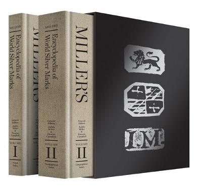 Miller's Encyclopedia of World Silver Marks by Judith Miller