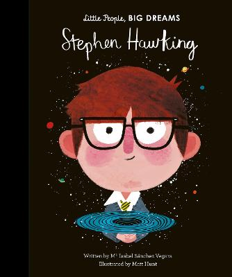 Stephen Hawking by Isabel Sanchez Vegara
