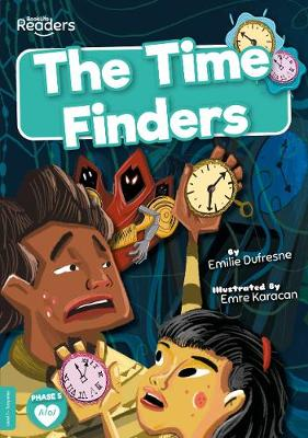 The Time Finders book