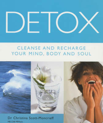 DETOX by Christina Scott-Moncrieff