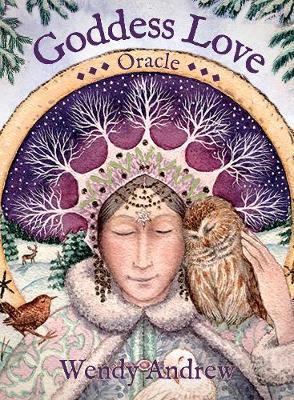 Goddess Love Oracle book