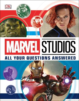 Marvel Studios All Your Questions Answered book