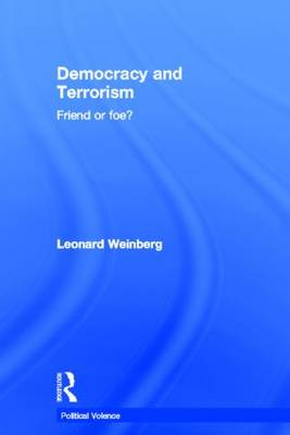 Democracy and Terrorism by Leonard B. Weinberg