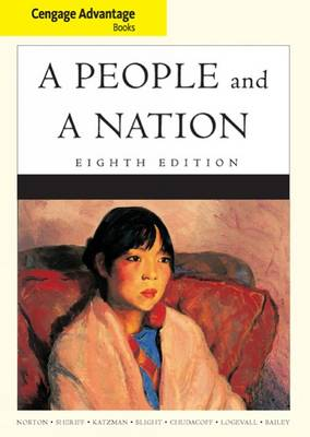 A People and a Nation: A History of the United States by David W. Blight