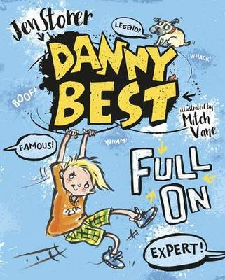 Danny Best by Jen Storer