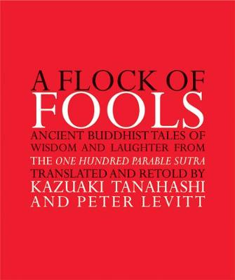 A Flock of Fools by Kazuaki Tanahashi