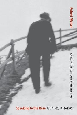 Speaking to the Rose by Robert Walser