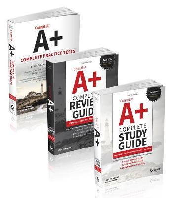 CompTIA A+ Complete Certification Kit: Exam Core 1 220-1001 and Exam Core 2 220-1002 by Quentin Docter