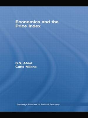 Economics and the Price Index by S. N. Afriat