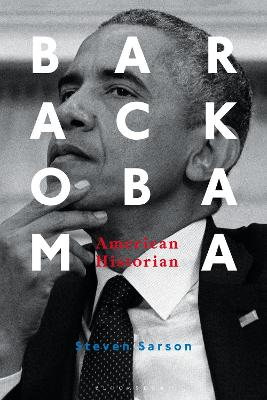 Barack Obama by Steven Sarson
