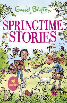 Springtime Stories by Enid Blyton