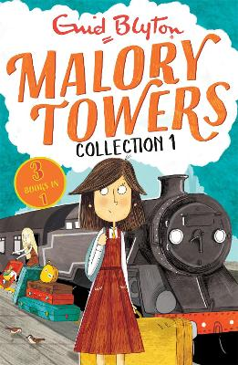 Malory Towers Collection 1: Books 1-3 by Enid Blyton