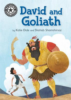 Reading Champion: David and Goliath: Independent Reading 11 by Katie Dale