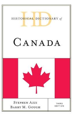 Historical Dictionary of Canada book