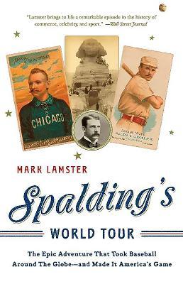 Spalding's World Tour book