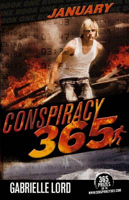 Conspiracy 365 : #1 January by Gabrielle Lord