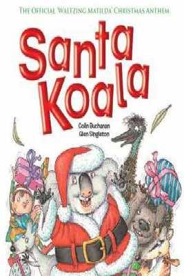 Santa Koala by Colin Buchanan