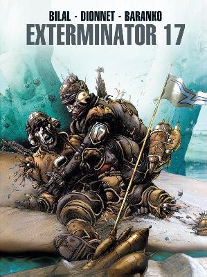 Exterminator 17 by Enki Bilal