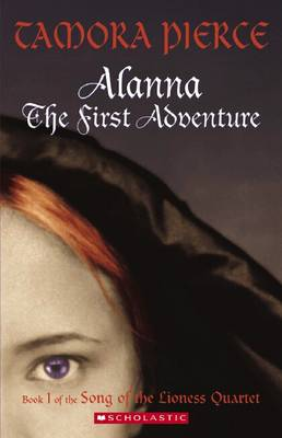 Alanna, the First Adventure by Tamora Pierce