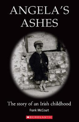 Angela's Ashes with Audio CD by Frank McCourt